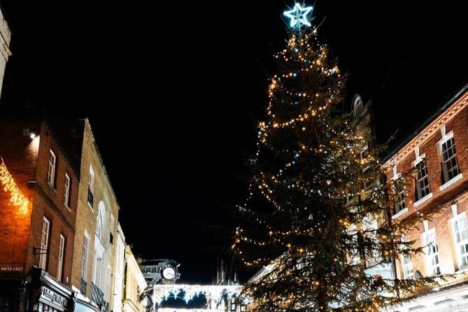 Christmas Mulled Wine Walk of Winchester