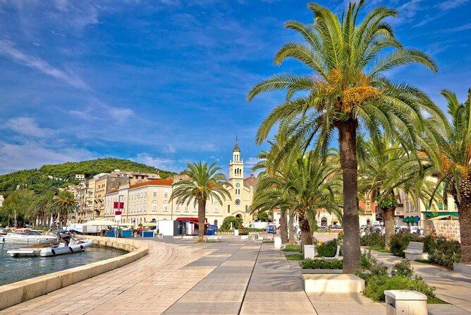 Riva Promenade (Riva Spalato Waterfront)
