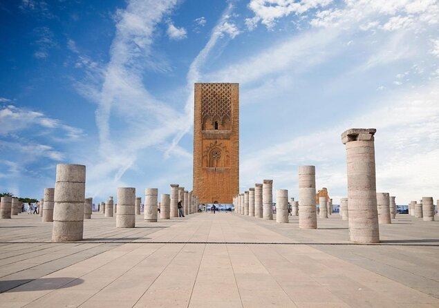 Hassan Tower (Tour Hassan)