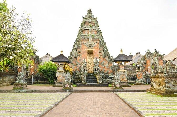 Temple de Batuan (Pura Batuan)
