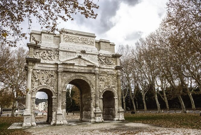 Arco triunfal de Orange (Arc de Triomphe d'Orange)