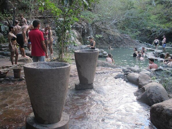 Sources chaudes de Rio Negro