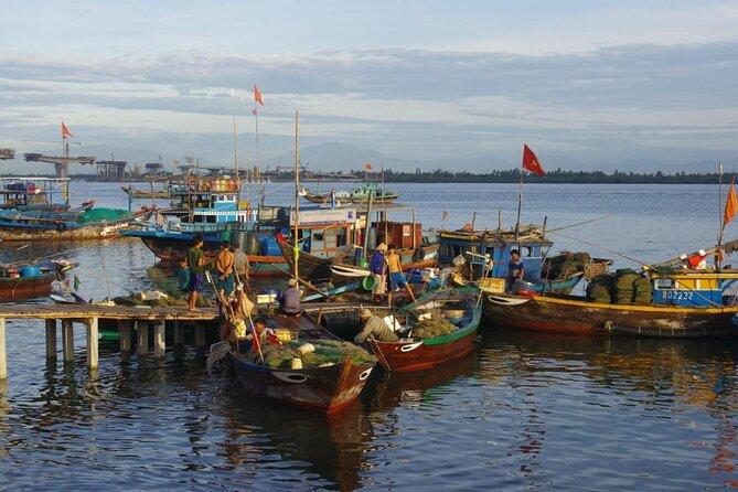 Tra Nhieu Fishing Village