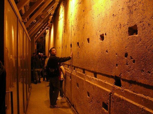 Tunnel del muro occidentale
