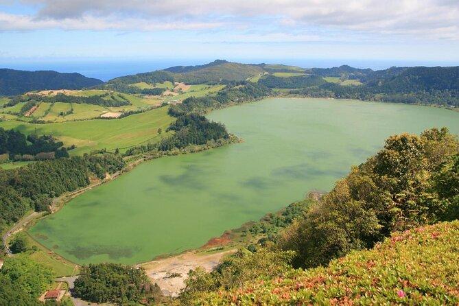 Lago di Furnas (Lagoa das Furnas)