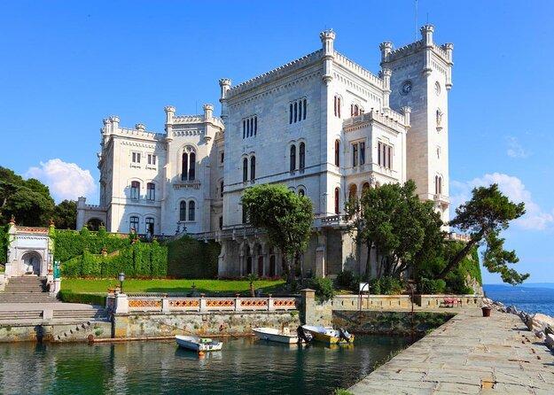 Miramare Castle (Castello di Miramare)