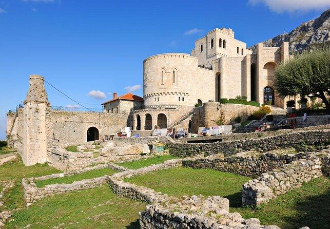 Castello di Krujë (Kalaja e Krujës)