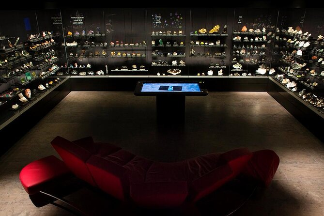 Mim Mineral Museum Beirut (Mim Musée des Minéraux Beyrouth)