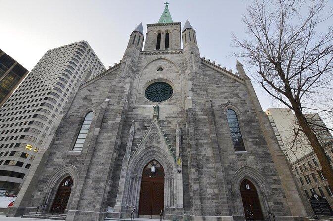 Montreal St. Patrick's Basilica