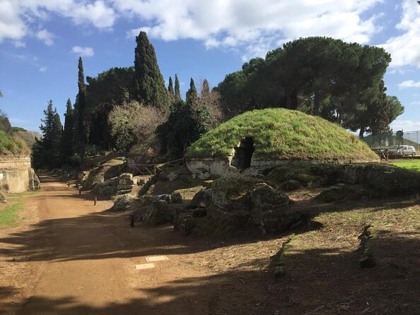Etruscan Necropolises of Cerveteri and Tarquinia (Necropoli Etrusche di Cerveteri e Tarquinia)