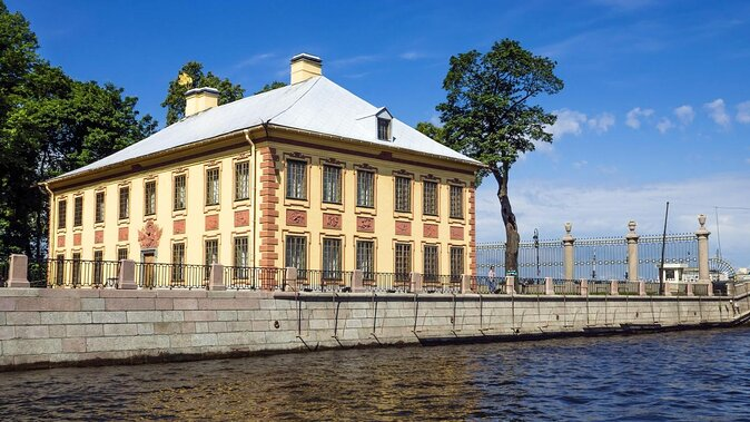 Summer Palace of Peter the Great (Letniy Dvorets)
