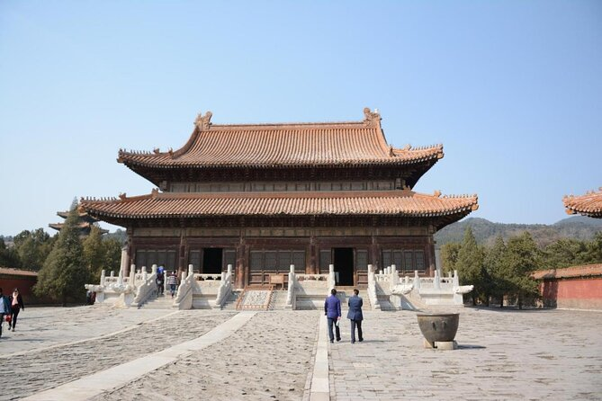 Tombe Qing orientali