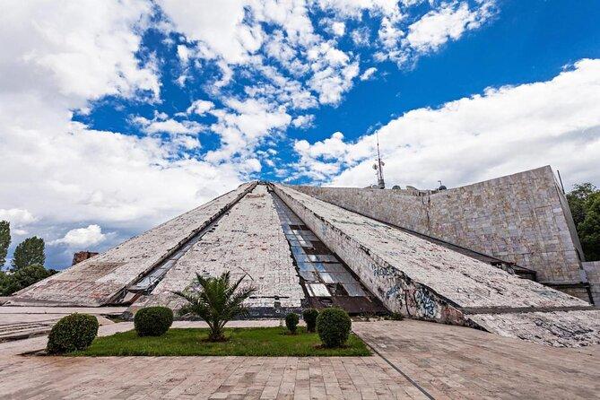 Pyramid of Tirana (Enver Hoxha Pyramid)