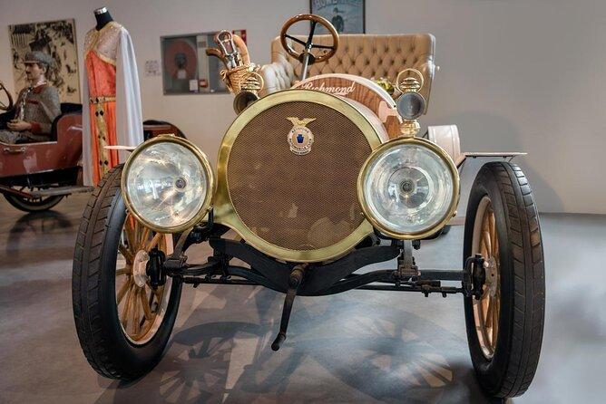 Museo dell'Automobile e della Moda (Museo Automovilistico y de la Moda)