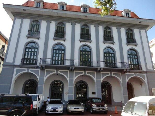 Museo del Canale Interoceanico di Panama (Museo del Canal Interoceánico)