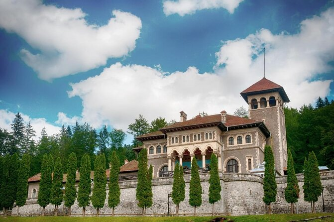 Cantacuzino Castle (Castelul Cantacuzino)