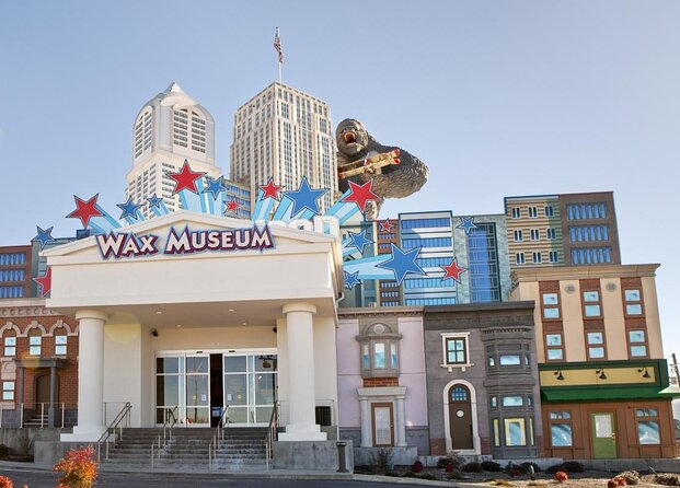 Hollywood Wax Museum Entertainment Center Pigeon Forge