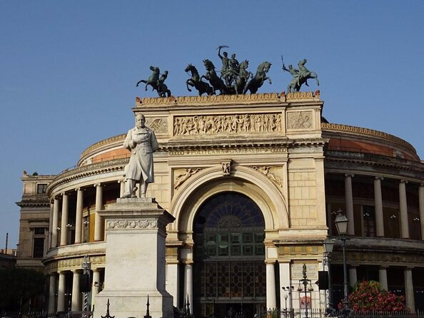 Politeama Garibaldi Theater (Teatro Politeama Garibaldi)