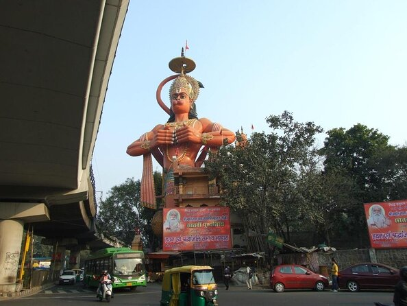 Tempio di Hanuman (Hanuman Mandir)