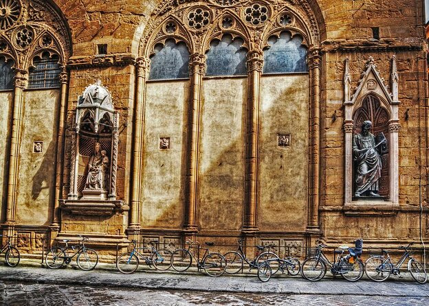 Orsanmichele Church and Museum (Chiesa e Museo di Orsanmichele)