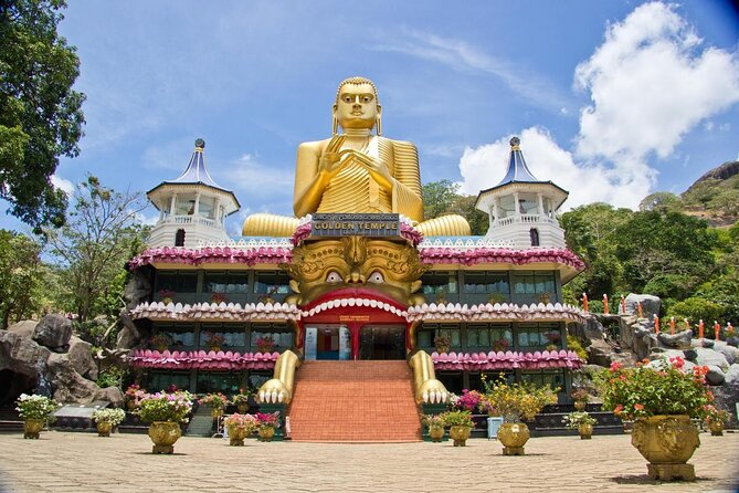 Dambulla Cave Temple (Golden Temple of Dambulla)