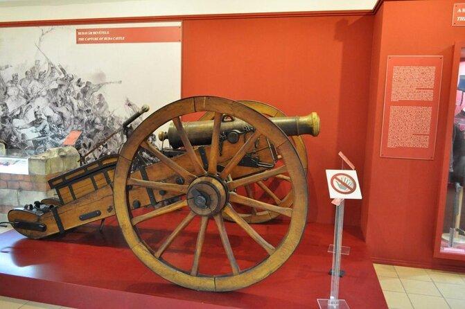 Museum of Military History (Hadtörténeti Múzeum)