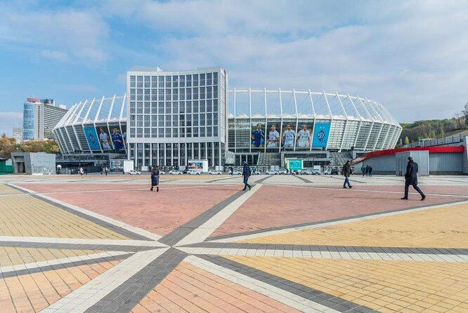 Olimpiyskiy National Sports Complex (Kiev Olympic Stadium)