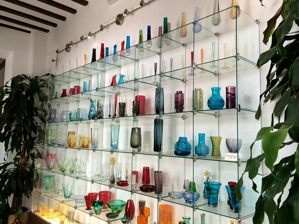 Museum of Glass and Crystal (Museo del Vidrio y Cristal)