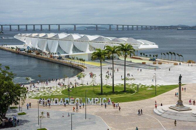 Museum of Tomorrow (Museu do Amanha)