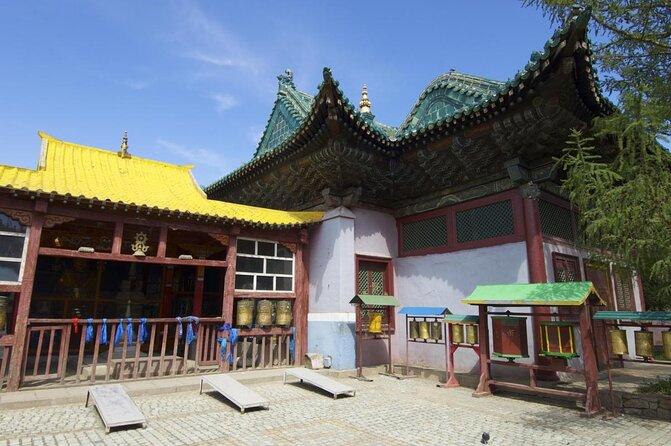 Gandantegchinlen Monastery (Gandan Khiid)
