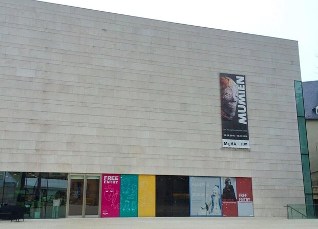 National Museum of History and Art (Musee National d'Histoire et d'Art)