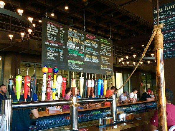 Harpoon Brewery & Beer Hall
