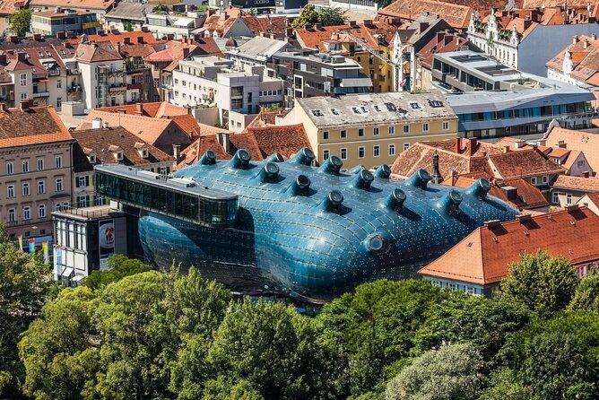Kunsthaus Graz Art Museum (Kunsthaus Graz)