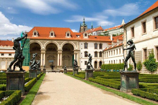 Schlossgarten Wallenstein (Valdstejnská Zahrada)