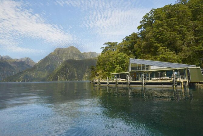Milford Discovery Centre and Underwater Observatory (Milford Sound Observatory)