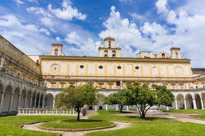 Charterhouse and Museum of San Martino (Certosa e Museo di San Martino)