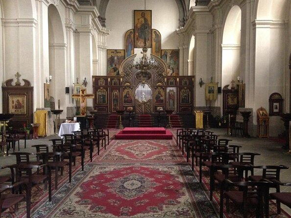 SS. Cyril and Methodius Cathedral (Katedrální Chrám Sv. Cyrila a Metodeje)