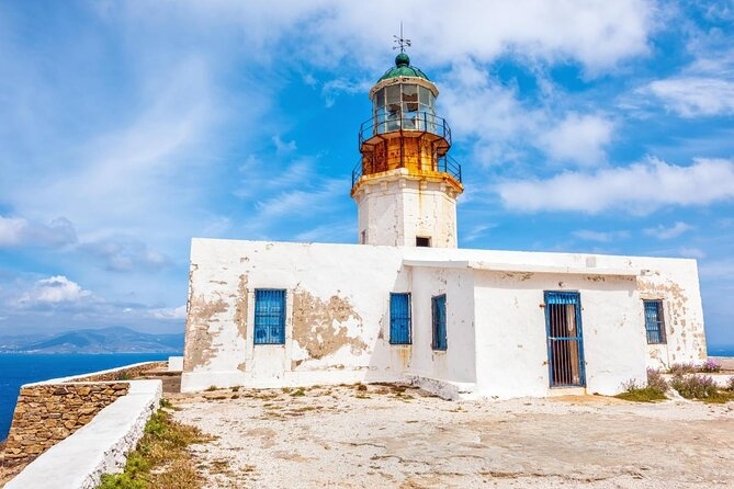 Armenistis Lighthouse (Faros Armenistis)