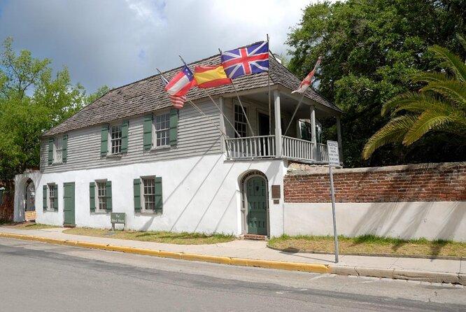 González-Alvarez House (Oldest House Museum Complex)
