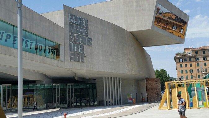 National Museum of 21st-Century Art (MAXXI)