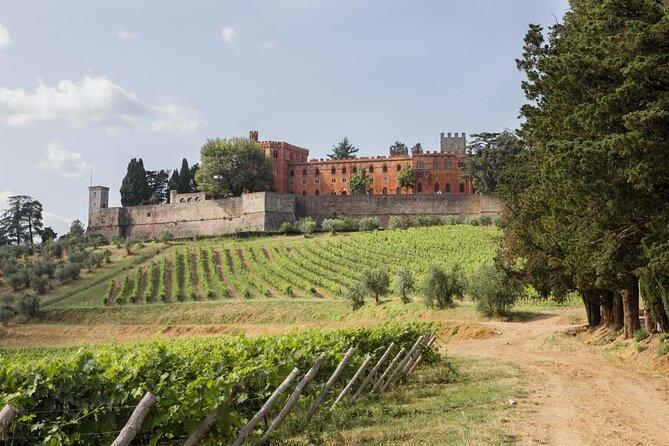 Brolio Castle (Castello di Brolio)