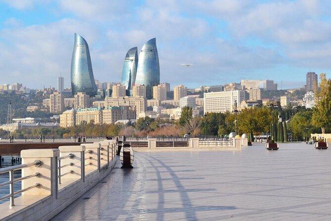 Baku Boulevard (Denizkenari Milli Park)