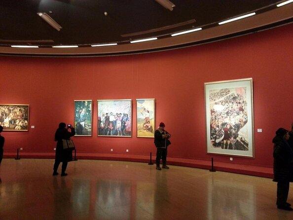 Nationales Kunstmuseum von China (NAMOC)