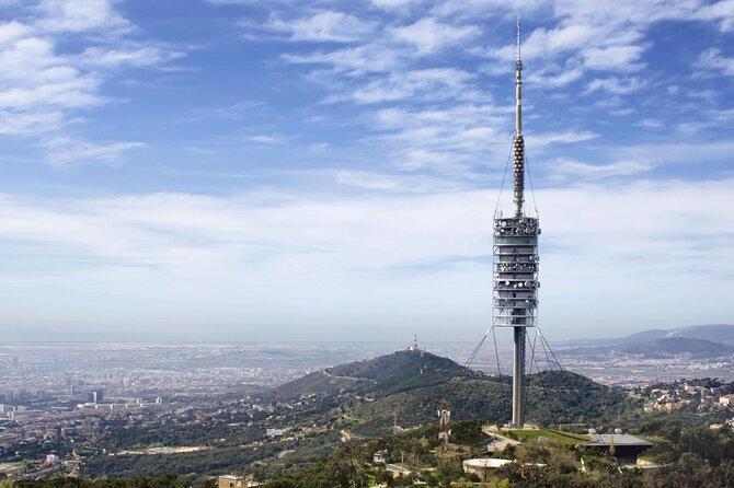 Collserola Tower (Torre de Collserola)