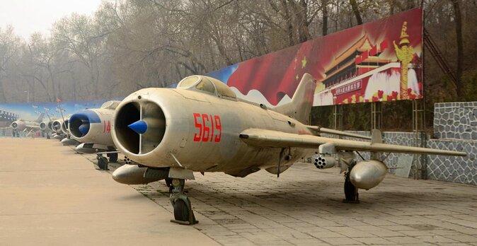 China Aviation Museum (Datangshan Museum)