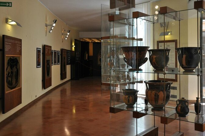 """Agrigento Archaeological Museum (Museo Archeologico Regionale """"Pietro Griffo"""")"""
