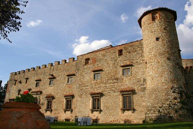 Castle of Meleto (Castello di Meleto)