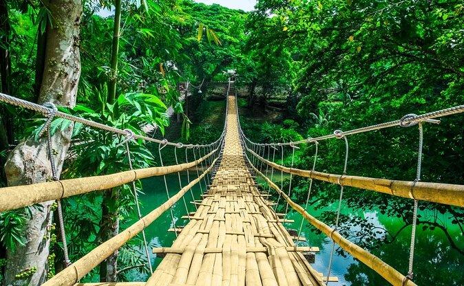 Bamboo Hanging Bridge Sevilla