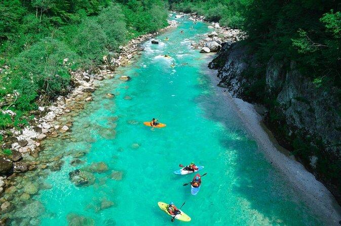 Soca River (Isonzo River)