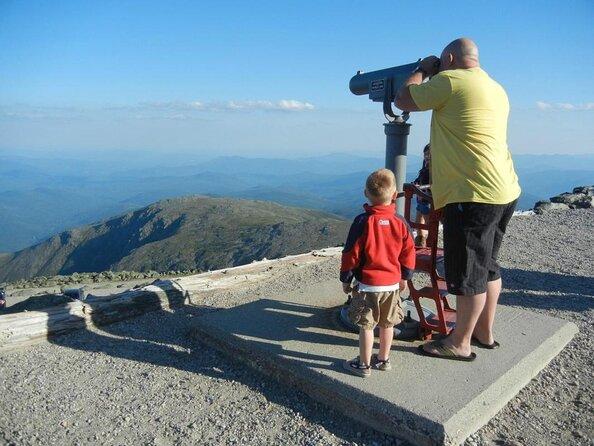 Wettererkennungszentrum des Mount Washington Observatory